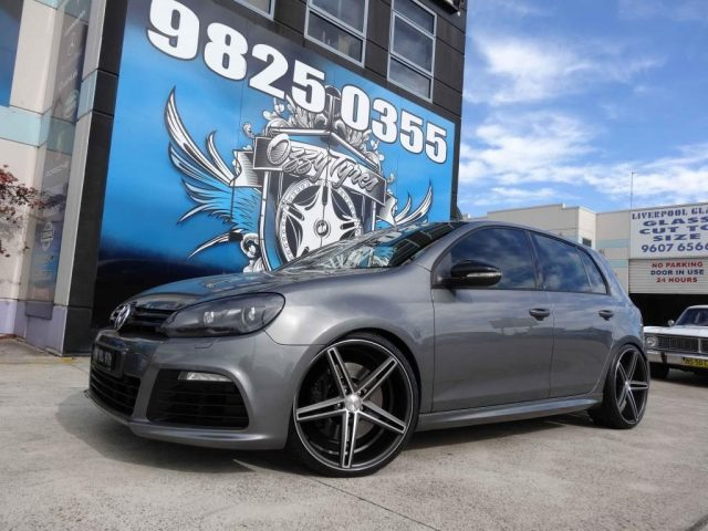 What Wheels Suit Volkswagen Golf